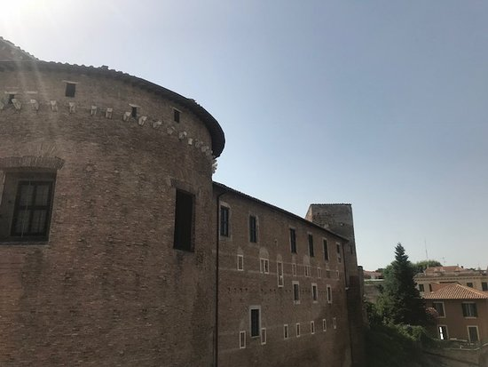 Capo D'Africa Hotel – Colosseo: View from the terrace - perfect for drinks