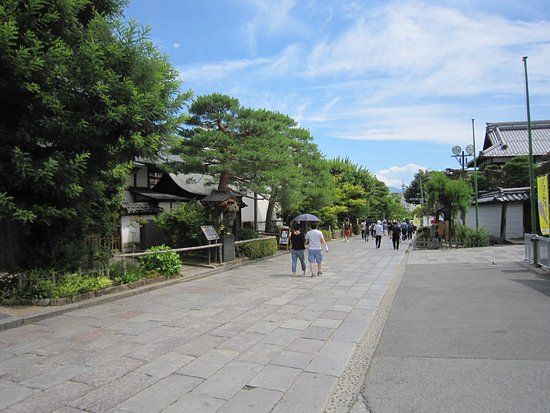 The Mujina Jizo