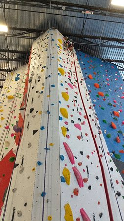 Hoboken, NJ: Different climbing courses