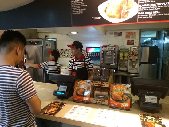 Kenny Rogers Roasters Picture Of Kenny Rogers Roasters Luzon Tripadvisor