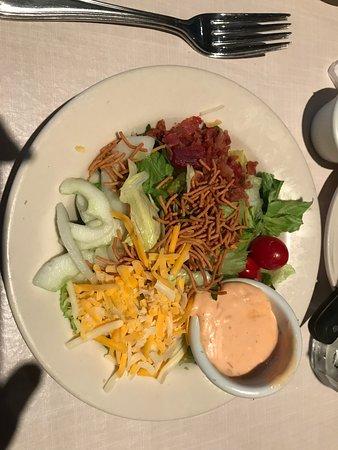The Chop House: Salad