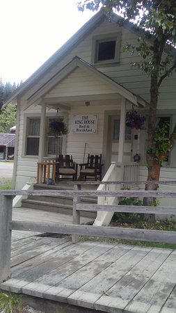 Barkerville, Canadá: Definitely have to do that one day - stay overnight at one of the B&Bs. :)