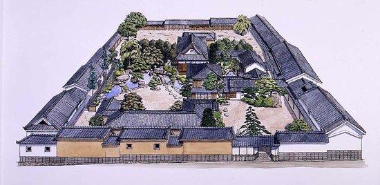 田中本家博物館 全景 - 須坂市、...