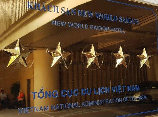 Foto de New World Saigon Hotel