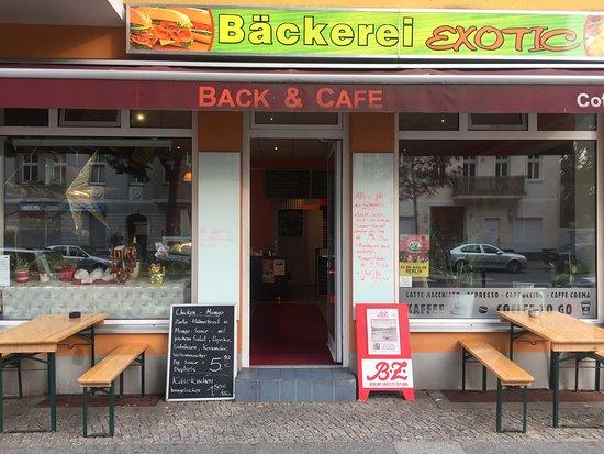 Backerei Exotic Berlin Baumschulenweg Restaurant Bewertungen