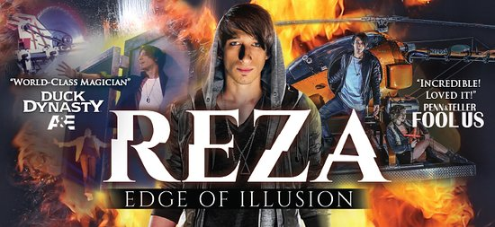 ‪Reza Edge of Illusion‬