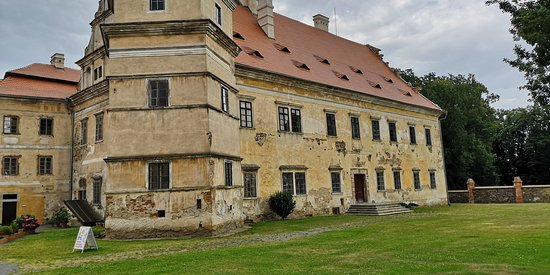 State Chateau Cervene Porici