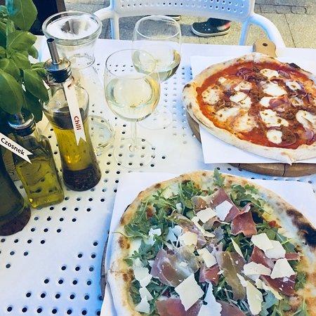Rewelacyjna pizza