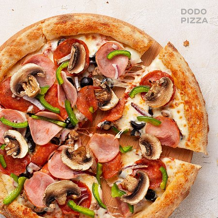 Dodo Pizza: Фирменная пицца Додо
