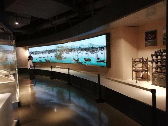 广州十三行博物馆