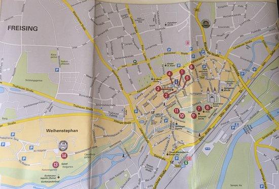 Touristinformation Stadt Freising