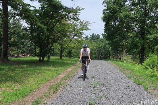 Kagamiishi-machi, Nhật Bản: 公園内