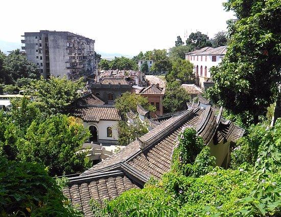 Chuanzheng Cultural Scenic Area