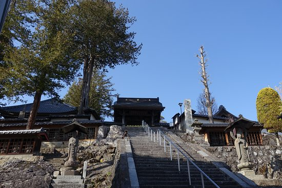 Kempuku-ji Temple