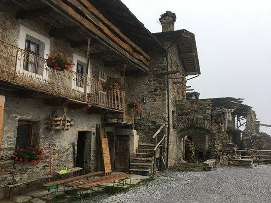 Castelmagno Photo