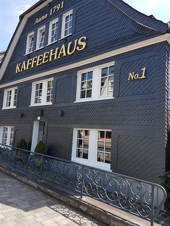 Kaffehaus Winterberg.