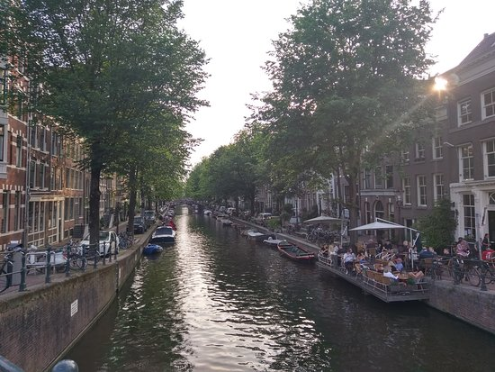Emperor's Canal (Keizersgracht): Amsterdam Canals