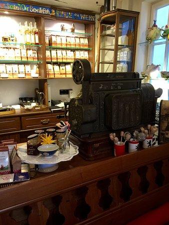 Teestuebchen im Schnoor: Teekontor mit Kasse