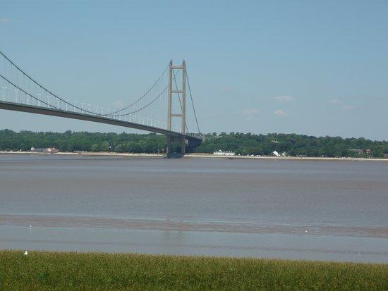 The Humber Bridge: Bridge!