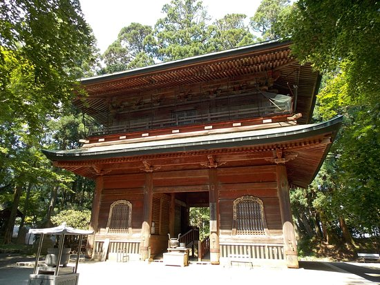 Hieizan Enryaku-ji Temple Monjuro