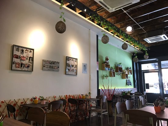 Bareeseta Coffee House: 店内です