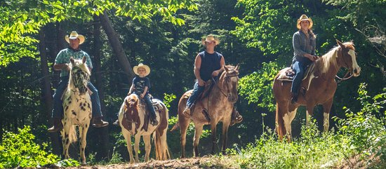 Ruggieros Public Horseback Riding at Painted Pony Ranch