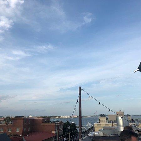The Vendue Charleston's Art Hotel: Rooftop