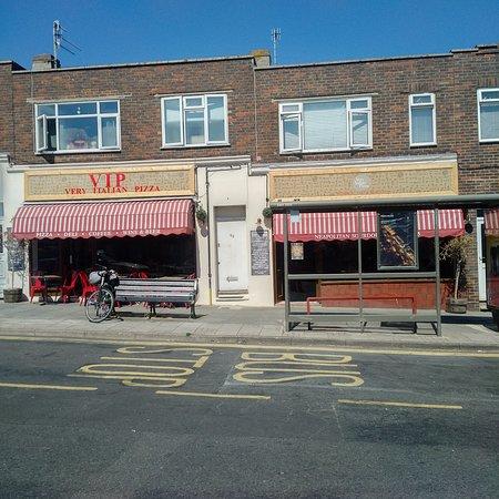 Vip Saltdean Picture Of Vip Pizza Saltdean Brighton