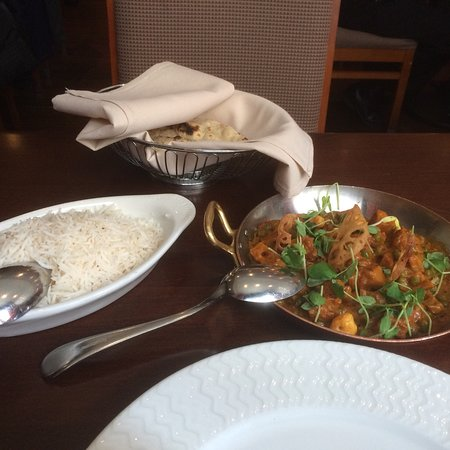 Best curry I've had.