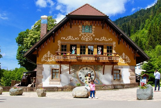 Hofgut Sternen Shop Black Forest Village