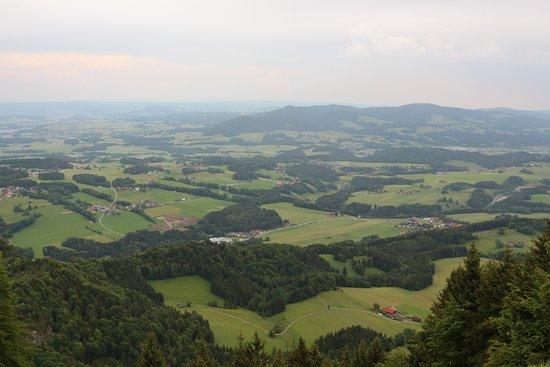 Elsbethen, النمسا: From Gaisberg.
