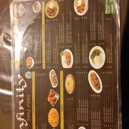 Infinity Thai Food: photo1.jpg