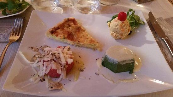 Sala Monferrato, Ιταλία: questo e' l'antipasto misto