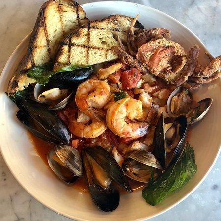 Coastal Kitchen Cioppino