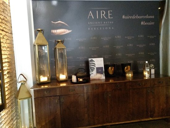 Aire Ancient Baths Barcelona 2020 All You Need To Know Before