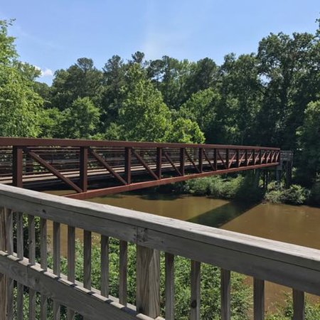 Clayton, NC: Bridge over the Neuse
