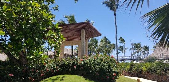 Zoetry Agua Punta Cana Wedding Gazebo