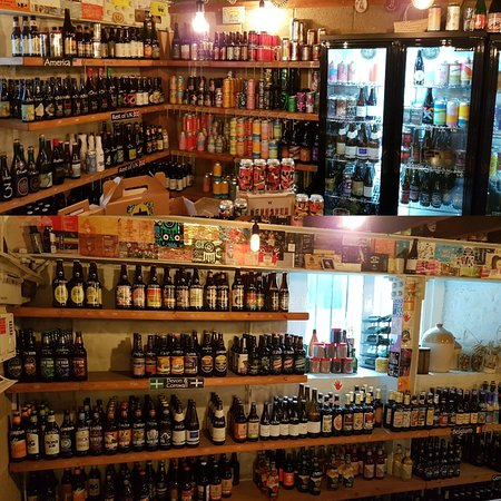 The Tap & Bottle Shop