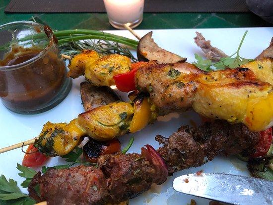 LATITUDE31: Mixed Grill