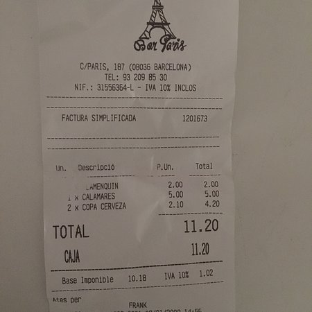 Bar Paris照片