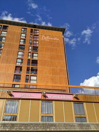 Foto de Belambra Clubs - Le Roc Blanc
