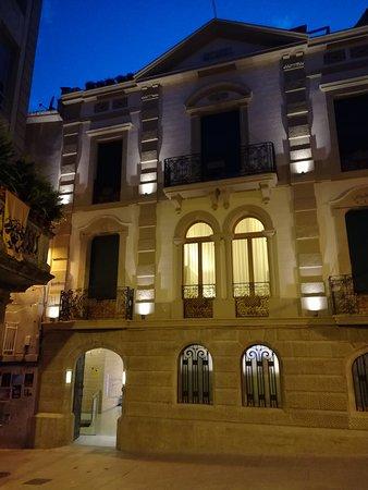 Guissona, Espagne : Hôtel côté ville