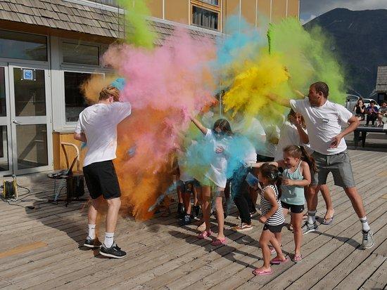Belambra Clubs - Le Roc Blanc: Colors party des clubs
