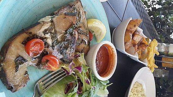 Tas-Serena Cafe & Restaurant: Sword Fish