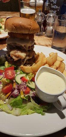 Bilde fra Burgers & More