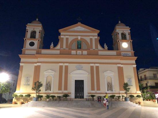 Oratorio Chiesa Madre Sant'Anna Balestrate