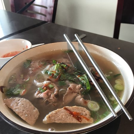 Black Diamond, Kanada: Had to update the photo. Appies were great! Broth so rich and full. Read other reviews. Eat here
