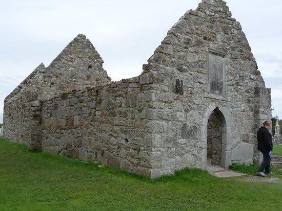 County Offaly, Ireland: Ancora una chiesa...
