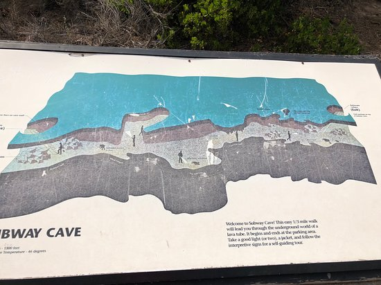 Shingletown, CA: Don't miss Subway Cave just 30 minutes from the park in Old Station