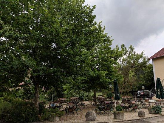 Regenstauf, Germany: Waldschänke Pilz